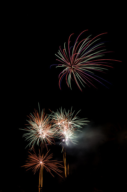 Feux d'artifice Boutigny 2013
