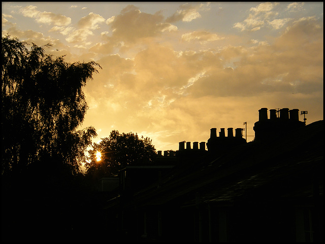 Jericho sunrise