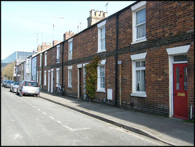 Wellington Street terrace