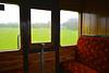 Isle of Man 2013 – Train interior