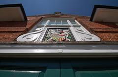 Town Hall, Woodbridge, Suffolk. East Elevation (64)