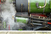 Isle of Man 2013 – Steam cylinder of engine № 10 G.H. Wood