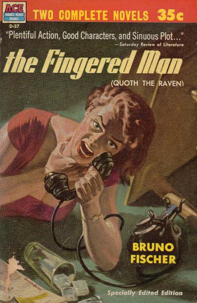 Bruno Fischer - The Fingered Man
