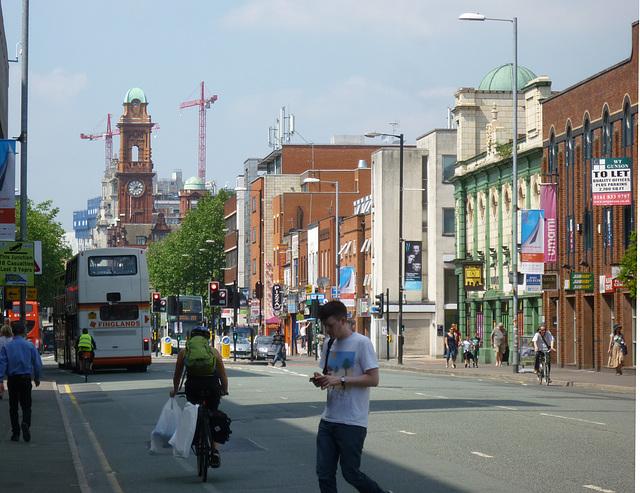Manchester Scene