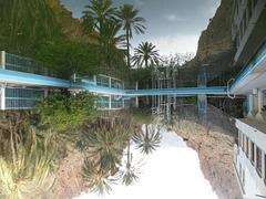 La piscine d'el kantara