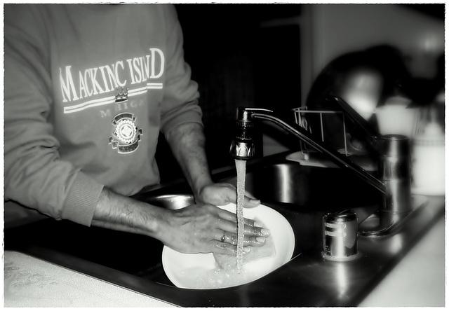 Making things clean