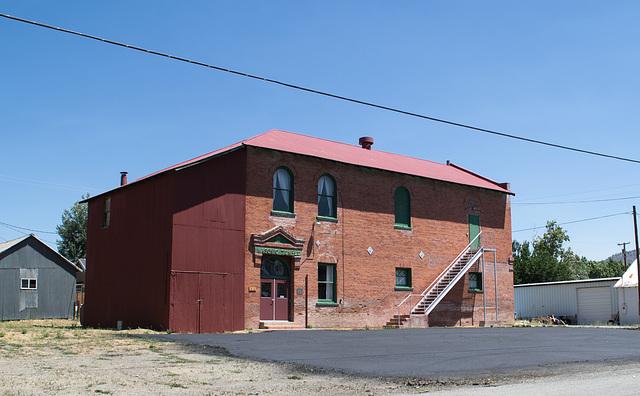 Beckwourth Masonic Lodge (0272)