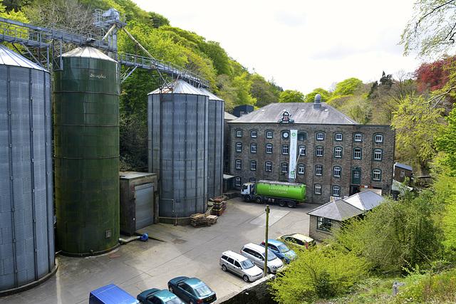 Isle of Man 2013 – Laxey Glen Mills