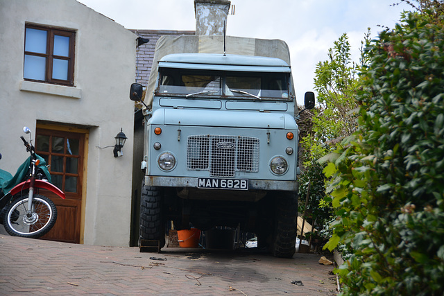 Isle of Man 2013 – Land Rover IIB Forward Control