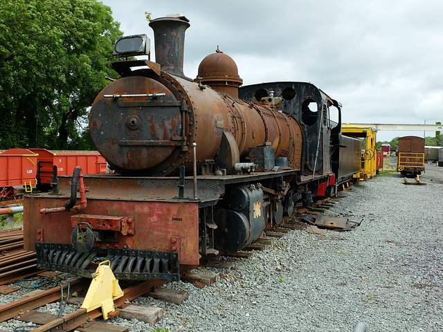 Welsh Highland Railway [Rheilffordd Eryri]_015 - 30 June 2013