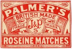 Palmer's Roseine Matches