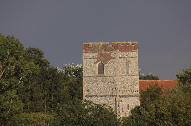 All Saints Church, Newton, Suffolk, England