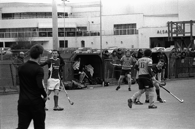 Fingal vs Pembroke, Mills Cup 200113