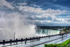 Horseshoe Falls, Niagara, 2002 (165°)