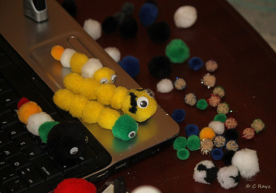 Making Caterpillars