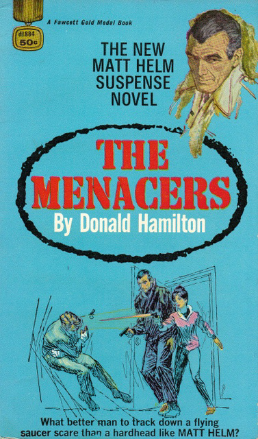 Donald Hamilton - The Menacers