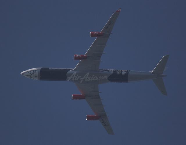 Air Asia X Airbus A340