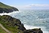 Isle of Man 2013 – Peel Castle – Irish Sea