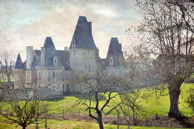Château de Cricqueville-en-Auge