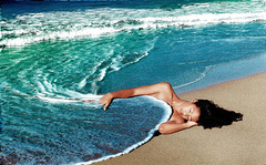 Aux vagues des vacances!