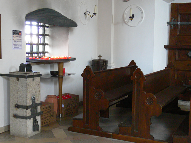 Wallfahrtskirche Weißenregen