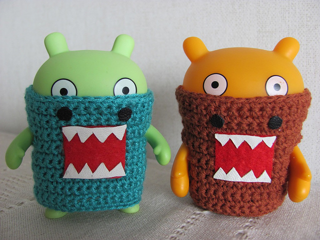 Ugly Domo sweaters