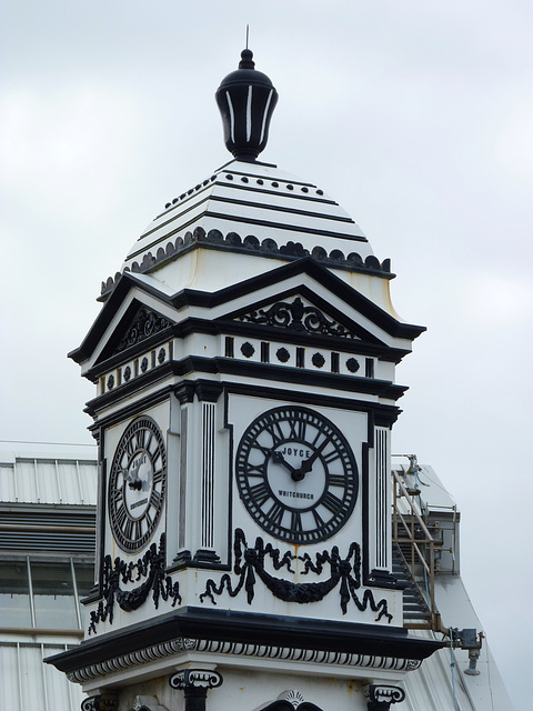 Holyhead Station Clock Tower (2) - 1 July 2013