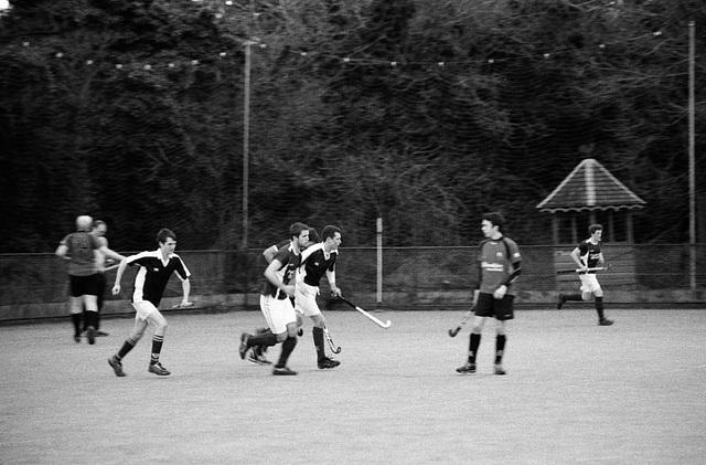 Fingal 2nd's vs Banbridge, IJC 090213