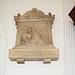 Memorial to Harriet Elizabeth Carr, Horbury Church, West Yorkshire