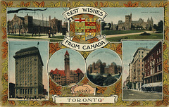 Best Wishes from Canada - Toronto