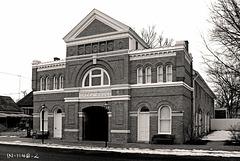 Thrall's Opera House, New Harmony, Indiana