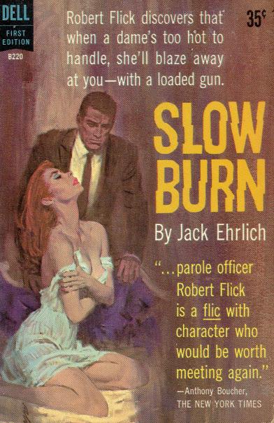 Jack Ehrlich - Slow Burn
