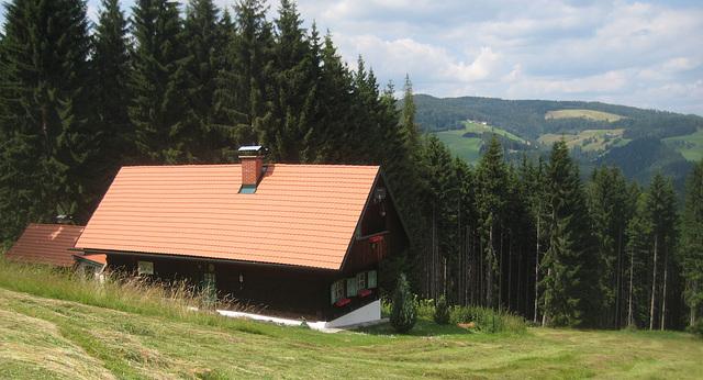 Greutschach, Holzbauer