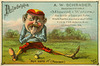 """Not Onto It,"" Charlie Ferguson, Pitcher, Philadelphia Phillies, 1887"