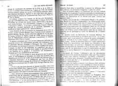 les révolutionnaires d'extrème-gauche de mai 68 étaient infiltrés et manipulés par la CIA, dans le but d'affaiblir De Gaulle - Majo 68 manipulita de CIA