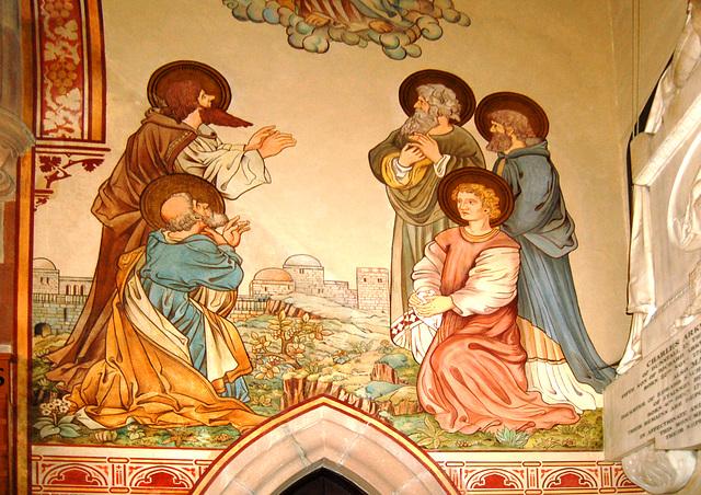 Saint Mary's Church, Cromford, Derbyshire