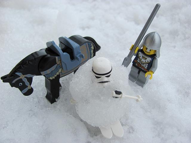 Snowball (Quest 24)