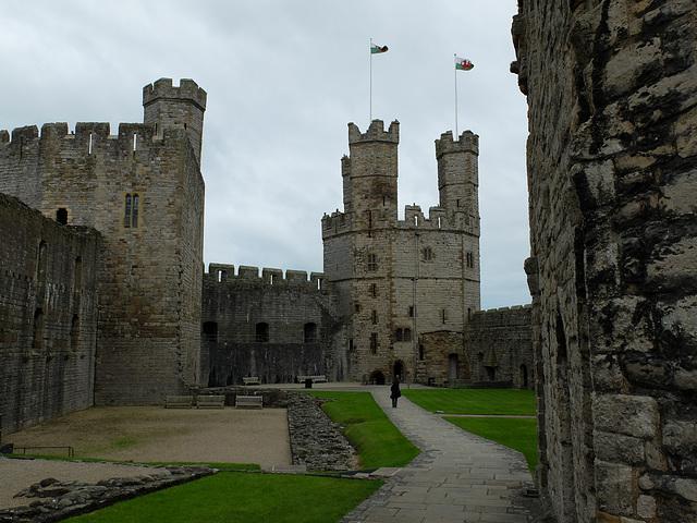 Castell Caernarfon/Caernarfon Castle (4) - 30 June 2013