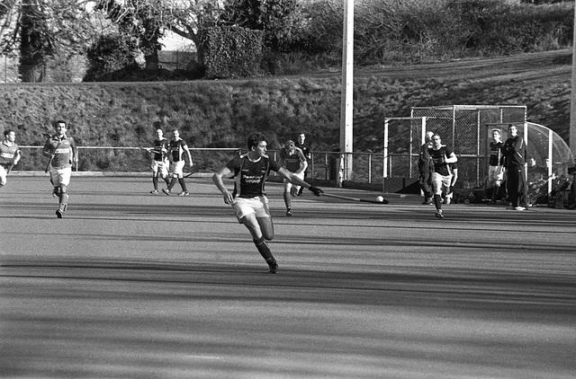Corinthians vs Fingal 160213