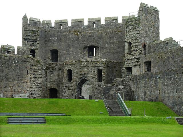 Castell Caernarfon/Caernarfon Castle (5) - 30 June 2013