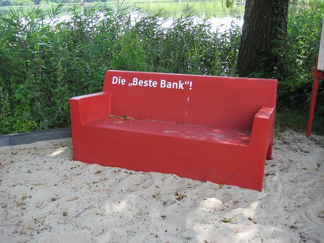 Die beste Bank!