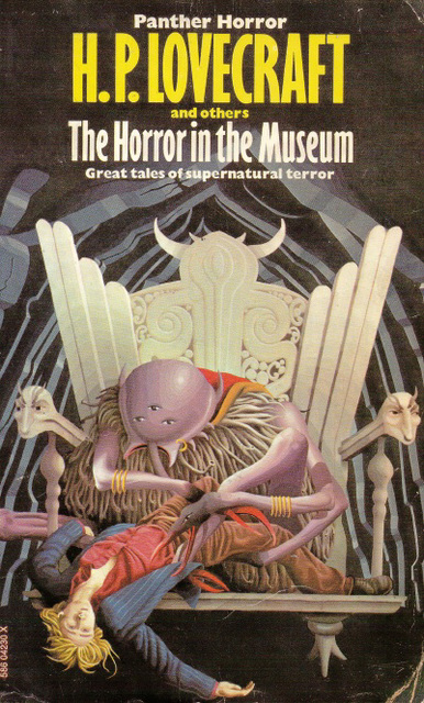 H.P. Lovecraft - The Horror in the Museum