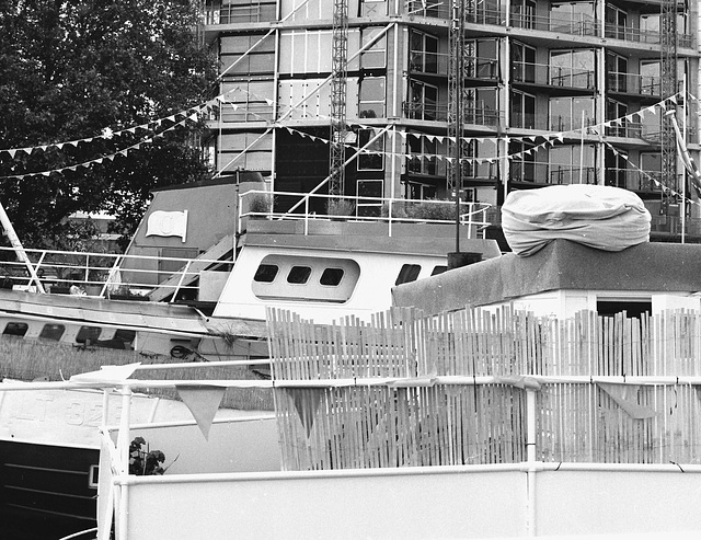Boats, Battersea.