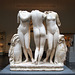 The Three Graces in the Metropolitan Museum of Art, Sept. 2007
