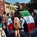 Brooklyn (Williamsburg) Celebrating Italy Winning  the World Cup, July 2006