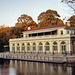 The Boathouse in Prospect Park, Oct. 2006