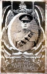 'Bob', Royal Artillery