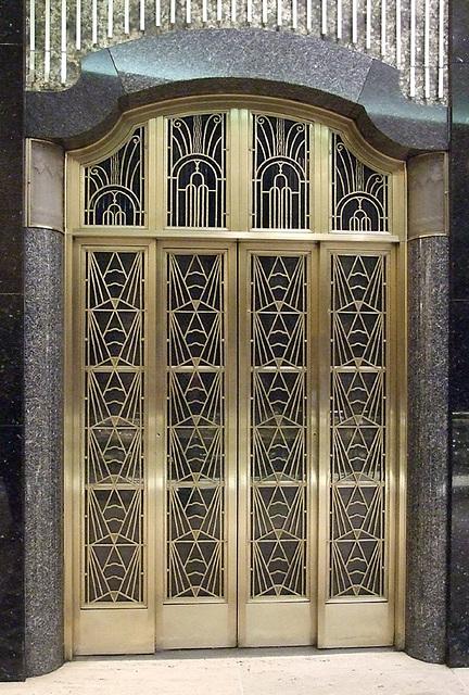 ipernity art deco elevator inside the macy s in downtown brooklyn