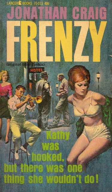 Jonathan Craig - Frenzy