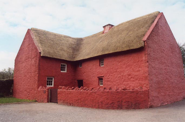 Red Kennixton Farmhouse, 2004